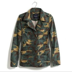 Madewell • Outbound Jacket in Camo